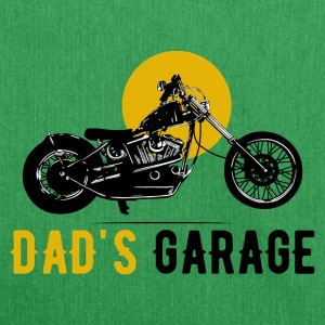 Dad's Garage · LogoArt - Shoulder Bag made from recycled material