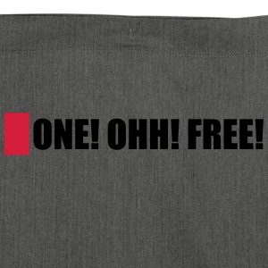 ONE! OHH! FREE! - Shoulder Bag made from recycled material