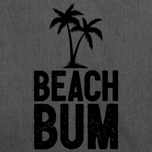 Beach Bum Design Cool Summer - Sac bandoulière 100 % recyclé