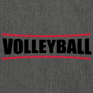 Volleybal overhemd - Beach volleyball T-shirt - Team - Schoudertas van gerecycled materiaal