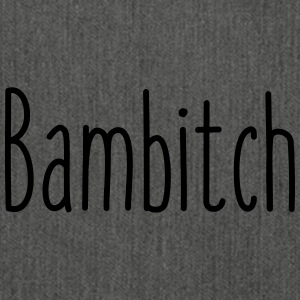 Bambitch - Borsa in materiale riciclato
