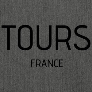 Tours - Shoulder Bag made from recycled material