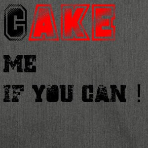 Cake_me_if_you_can3 - Borsa in materiale riciclato