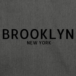 Brooklyn NYC - Shoulder Bag made from recycled material