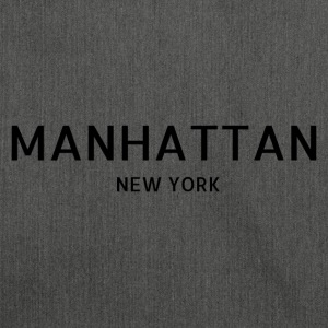 Manhattan - Shoulder Bag made from recycled material