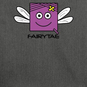 Fairy 'FAIRYTAE' Princess | Qbik Design Series - Schoudertas van gerecycled materiaal