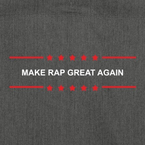 Faire Rap Great Again - Sac bandoulière 100 % recyclé