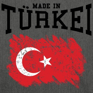 Made in Turkey - Skulderveske av resirkulert materiale