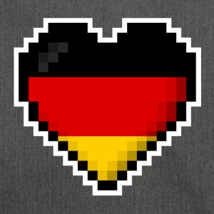 LOVE Germany - Shoulder Bag made from recycled material