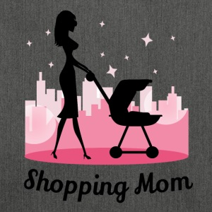 Shopping Mom - Schoudertas van gerecycled materiaal