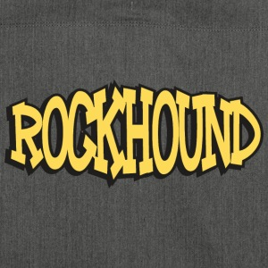 Rockhound Rock Hound - Shoulder Bag made from recycled material