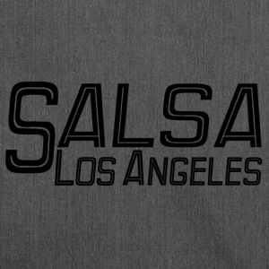 Salsa Los Angeles - Salsa Dance Shirts - Shoulder Bag made from recycled material