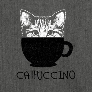 Catpuccino - Skuldertaske af recycling-material