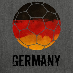 Germany Football - Schultertasche aus Recycling-Material