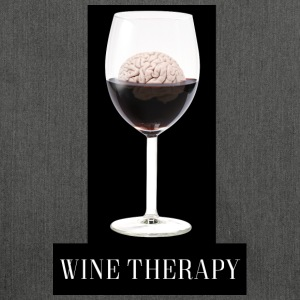 Wine Therapy - Borsa in materiale riciclato
