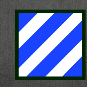 3rd_Infantry_division - Borsa in materiale riciclato