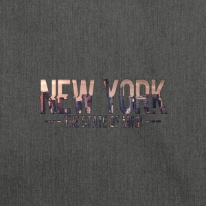 New York - The state of mind - Shoulder Bag made from recycled material
