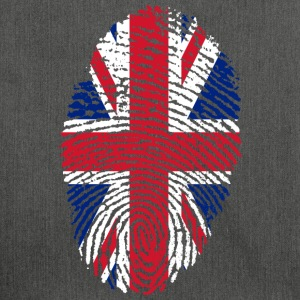 ENGLAND 4 EVER COLLECTION - Schultertasche aus Recycling-Material