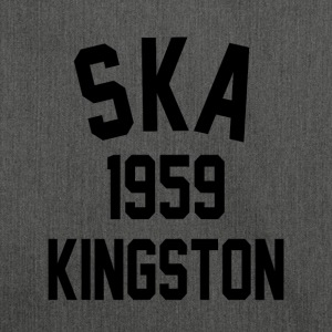 1959 Ska Kingston - Schultertasche aus Recycling-Material