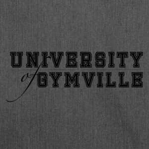 University of Gymville - Shoulder Bag made from recycled material