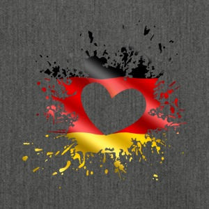 ILove Germany - Shoulder Bag made from recycled material