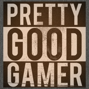 PRETTY GOOD GAMER. - Schultertasche aus Recycling-Material
