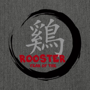 Chinese Year of The Rooster - Shoulder Bag made from recycled material