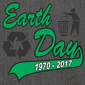 Earth Day 2017 - Shoulder Bag made from recycled material