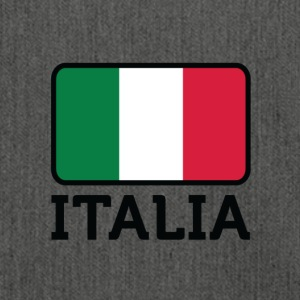 National Flag Of Italy - Shoulder Bag made from recycled material