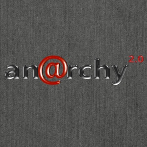 Anarchy 2.0 - Shoulder Bag made from recycled material