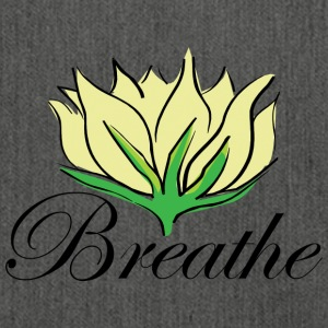 Yoga Breathe - Borsa in materiale riciclato