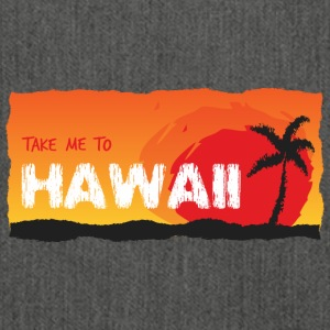 Take Me To Hawaii - Schultertasche aus Recycling-Material