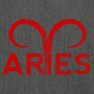 Aries / Zodiac Aries - Shoulder Bag made from recycled material