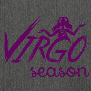 Sign of the Zodiac Virgo - Shoulder Bag made from recycled material