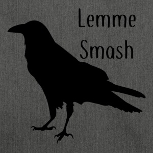Lemme Smash T-Shirt - Shoulder Bag made from recycled material