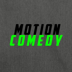 MotionComedy Official - Skuldertaske af recycling-material