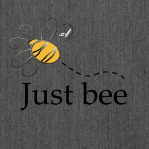 Just_bee - Bandolera de material reciclado