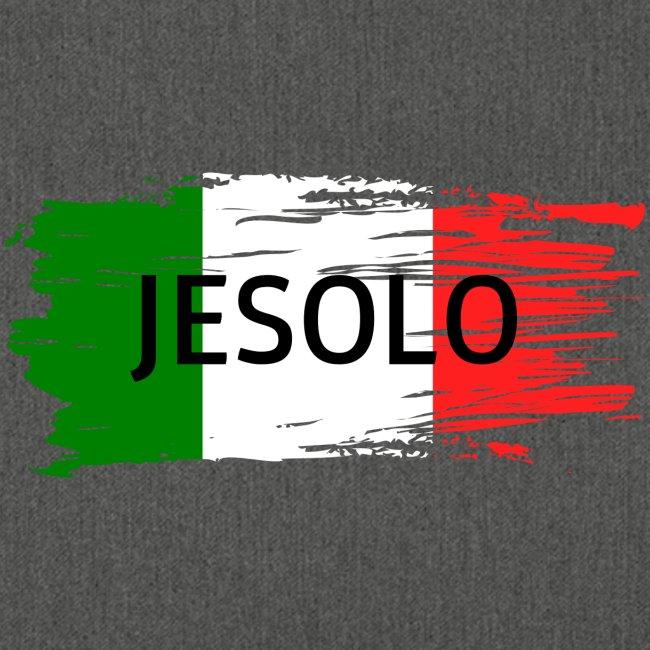 Jesolo auf Flagge