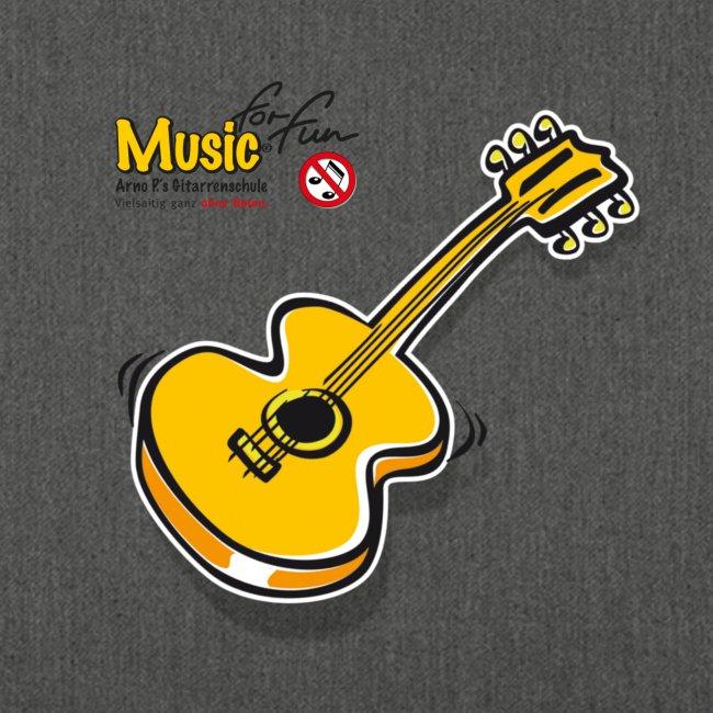 MusicForFun - heller Hintergrund