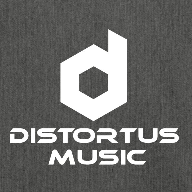 Distortus Logo Black T-shirt