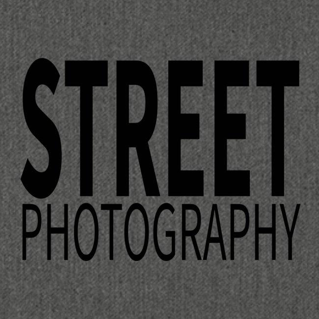 Street photography Black