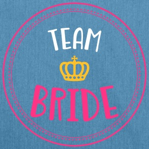 Team bride - Skulderveske av resirkulert materiale