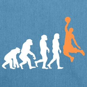 ++ Basketball Slam Dunk Evolution ++ - Schoudertas van gerecycled materiaal