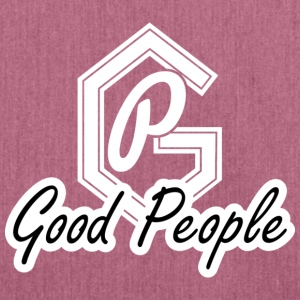 Good People - Shoulder Bag made from recycled material