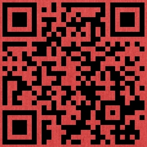 QR code - Borsa in materiale riciclato