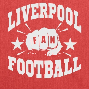 Liverpool_Fan - Shoulder Bag made from recycled material