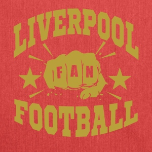 Liverpool_Fan - Borsa in materiale riciclato