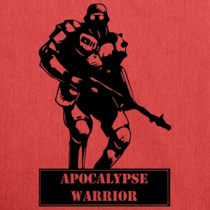 Apocalypse Warrior 2 - Borsa in materiale riciclato