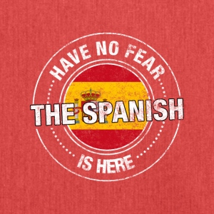 Have No Fear The Spanish Is Here - Shoulder Bag made from recycled material