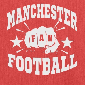 Manchester Fan - Borsa in materiale riciclato